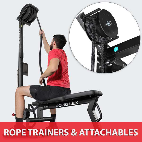 ROPE TRAINERS AND ATTACHABLES